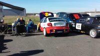 circuit du bourbonnais Renault mégane