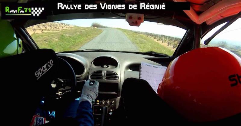 vue-embarquée-peugeot-206-rallye-des-vignes-de-regnie-2016