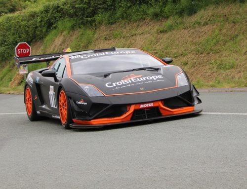 102 – Philippe Schmitter  Lamborghini Gallardo