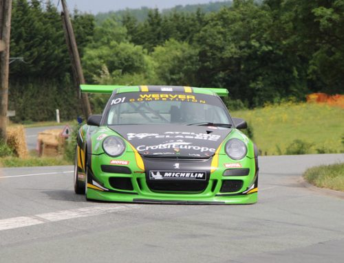 101 – Nicolas Werver  Porsche 997 GT2